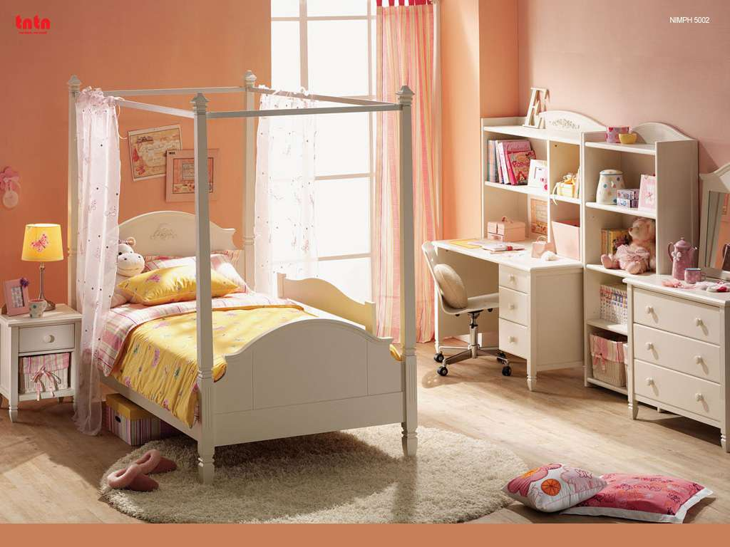 Pretty Lovely Room Small Girl Since Whole
