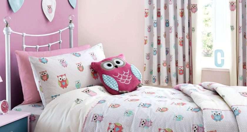Pretty Owls Childrens Bedroom Trend Dunelm