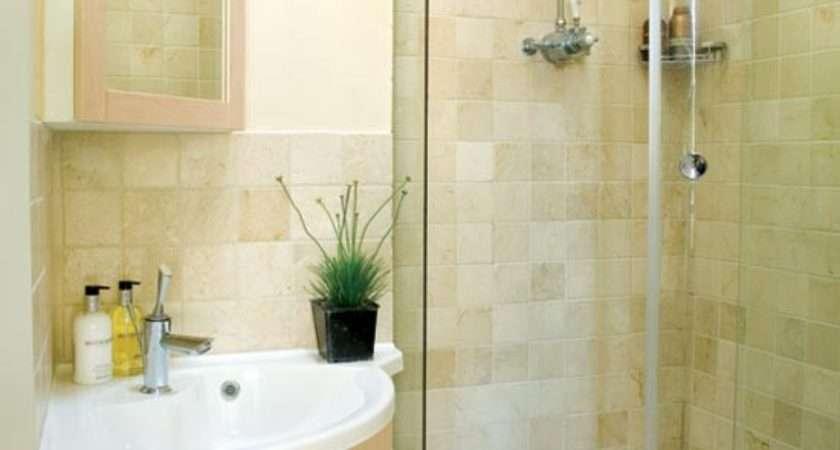 Pretty Petite Suite Shower Room Housetohome