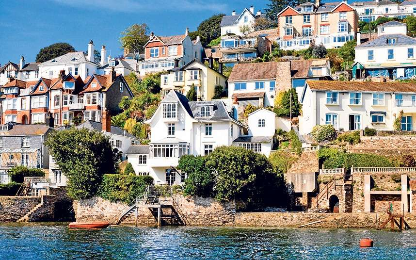 Pretty West Country Homes Toft Quay Kingswear