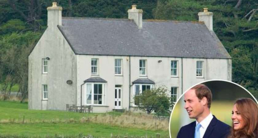 Prince William Kate Middleton Anglesey Home Take