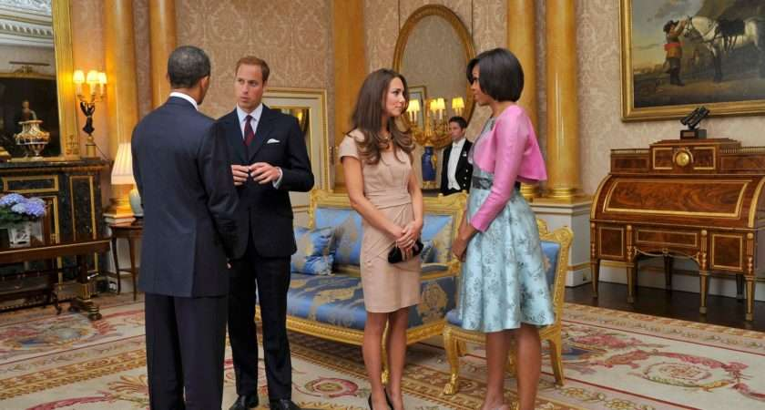 Prince William Meet Obama Oval Office