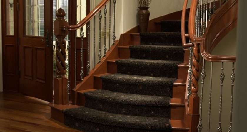 Protected Carpet Runner Stairs Best Home Furnishing