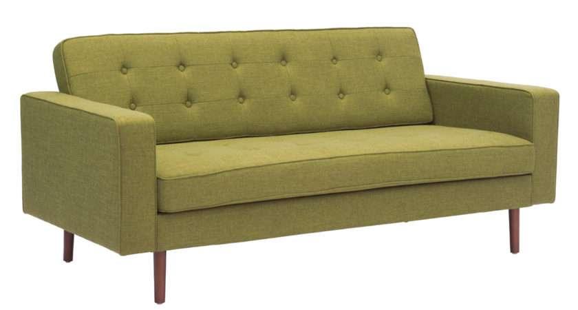 Puget Modern Sofa Green