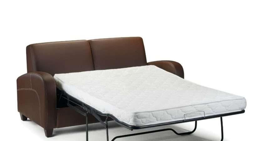 Pull Out Bed Chair Futon Blue