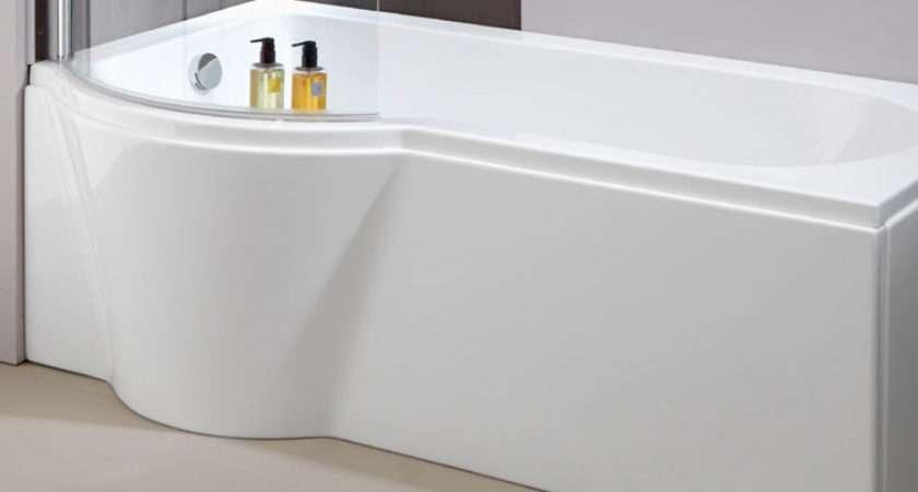 Pura Bathrooms Arco Side Showerbath Panel Bathroomand