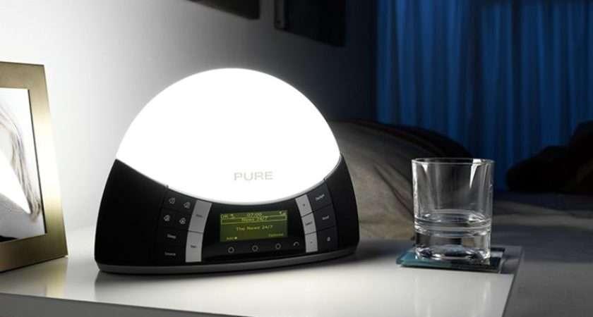 Pure Combines Sad Light Digital Radio Edward