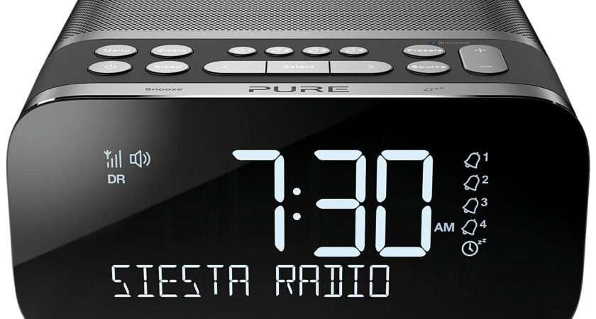 Pure Digital Radio Alarm Clock Unique