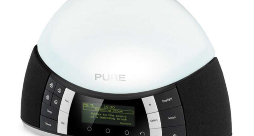 Pure Twilight Dab Radio Dawn Simulator Register