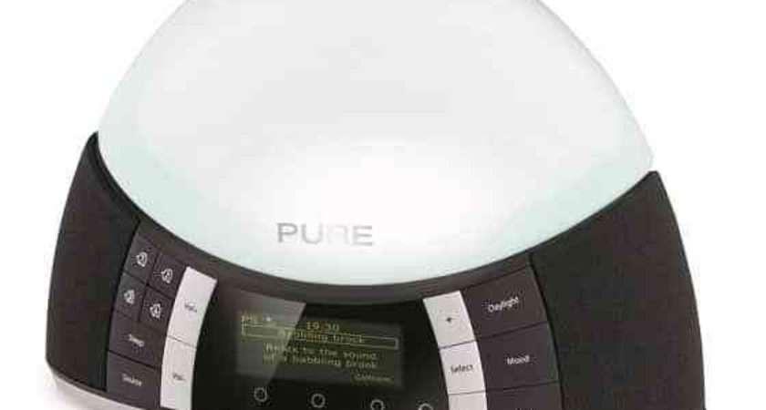 Pure Twilight Radio Veil Num Rique Qui Simule Aube
