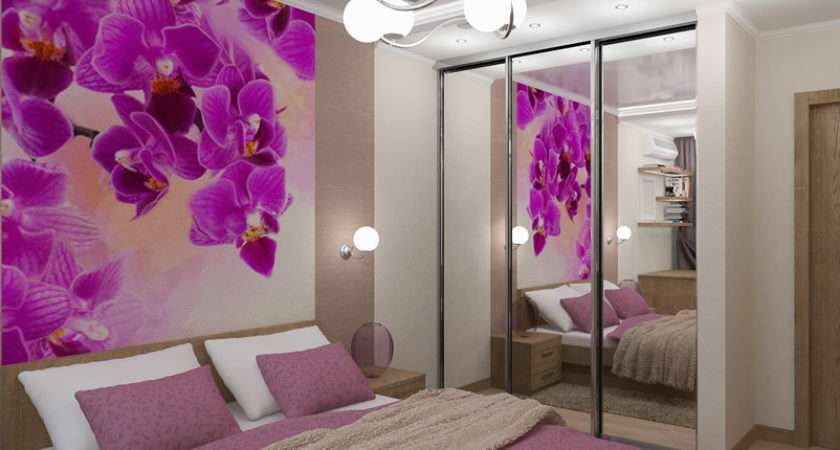 Purple Bedroom Designs Decor Designing Idea