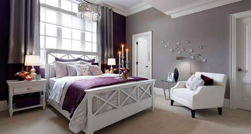 Purple Bedroom Ideas Beautify Your Look