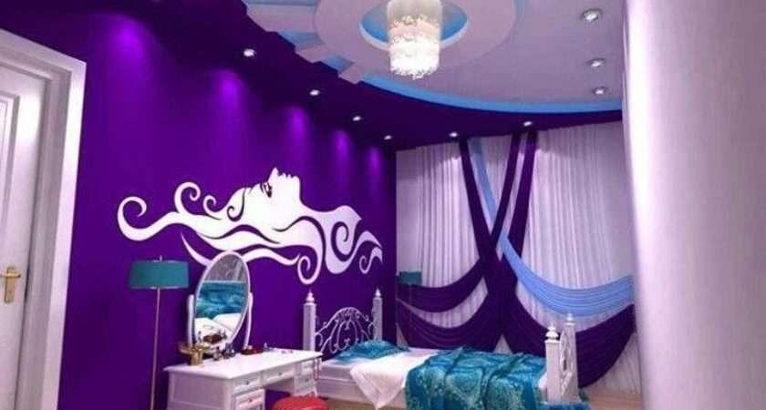 Purple Blue Turquoise Decor Pinterest