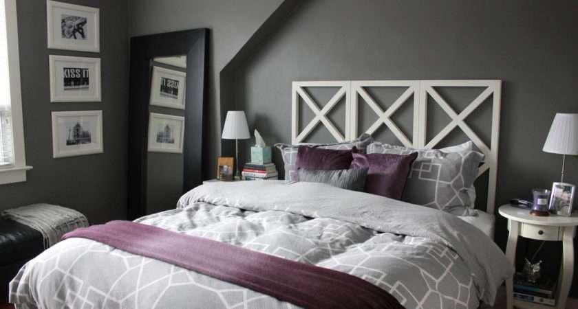 Purple Grey Bedroom Ideas Womenmisbehavin