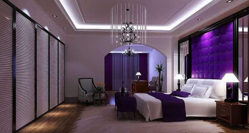 Purple Grey Bedroom Walls Fresh Bedrooms Decor Ideas
