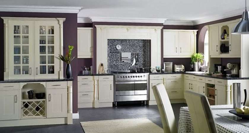 Purple Kitchen Designs Inspiration