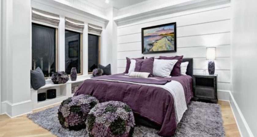 Purple Rooms Interior Design Inspiration