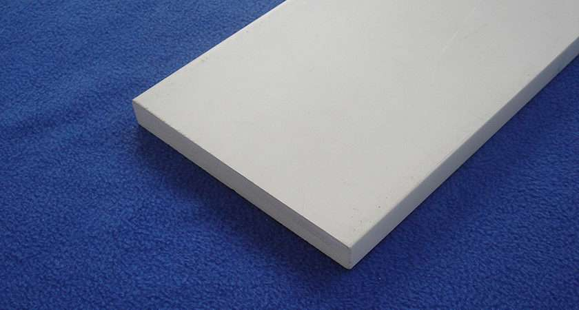 Pvc Foam Skirting Board Plastic Vinyl Edge Trim