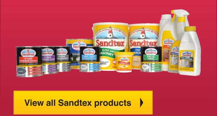 Pvcu Restorer Sandtex Quick Dry Stabilising Solution Brickwork