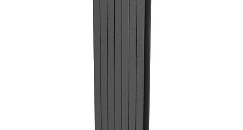 Qrl Slieve Double Panel Vertical Designer Radiator