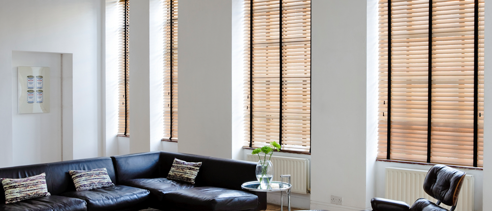 Quality Blinds Made Measure Wooden Shutter