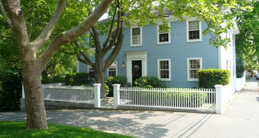 Quick Glance History New England Home Styles