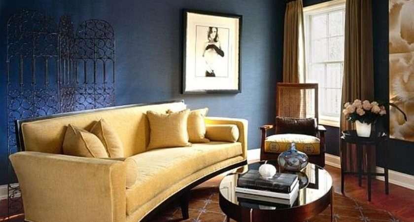 Radiant Blue Living Room Design Ideas Rilane