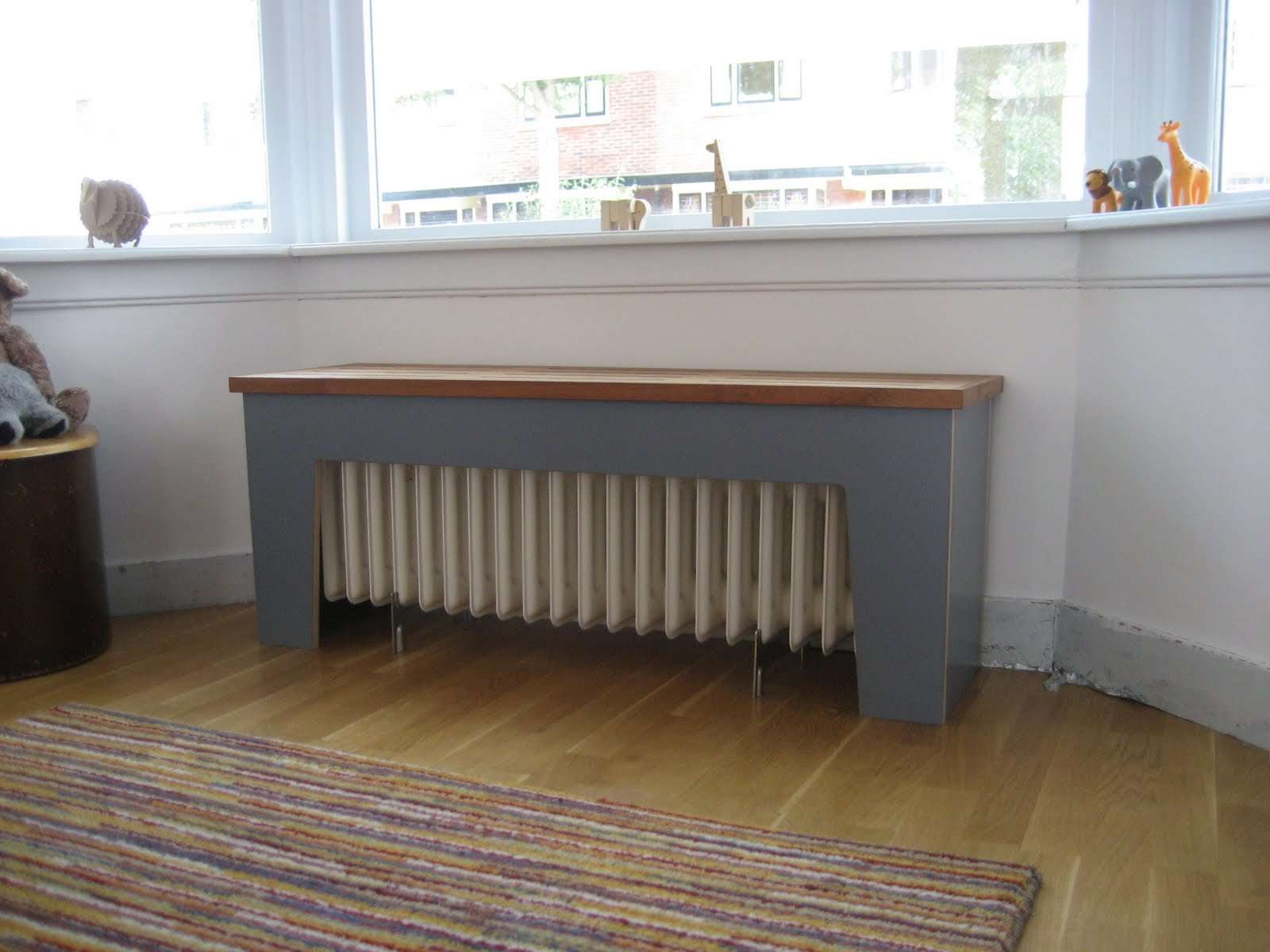 Radiator Covers Tim March