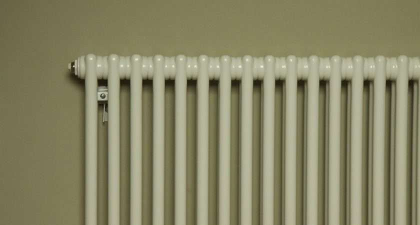 Radiator Gives Old Fashioned Feel Without Intruding Into