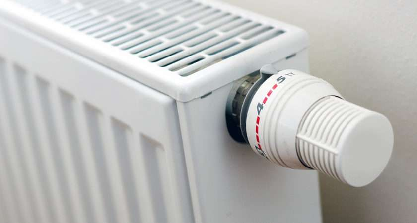 Radiator Heating Underfloor