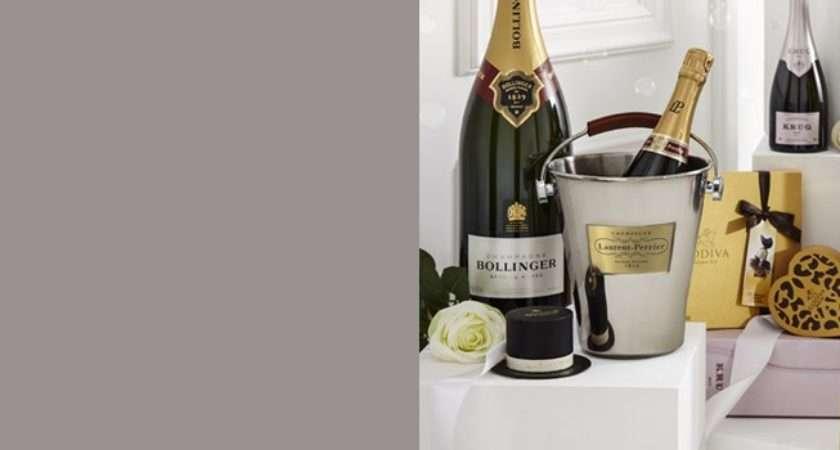 Raise Your Glass Newlyweds Gifting Them Luxury