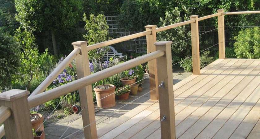 Raised Area Deck Ann Macdonald Garden Design