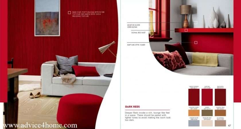 Rascal Red Home Interiors Colour Dulux Colours Catalogues
