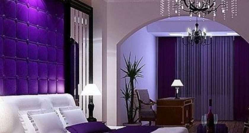 Ravishing Purple Bedroom Design Ideas Darbylanefurniture