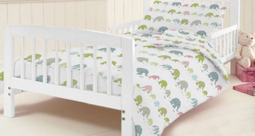 Ready Steady Bed Childrens Kids Toddler Cot Duvet Set