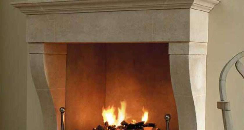 Real Fire Fireplaces Baskets Hole Wall
