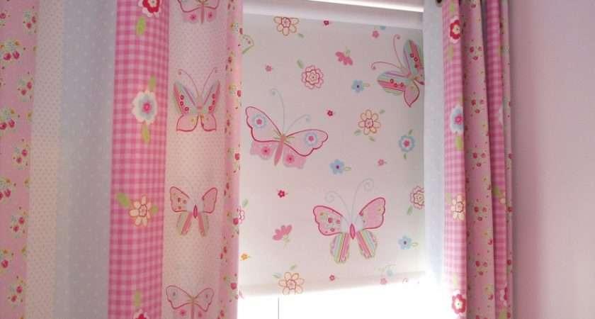 Rebeccas Window Childrens Curtains Kids