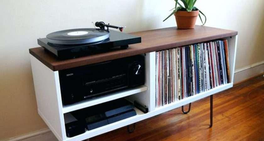 Record Album Storage Ideas Bradcarter