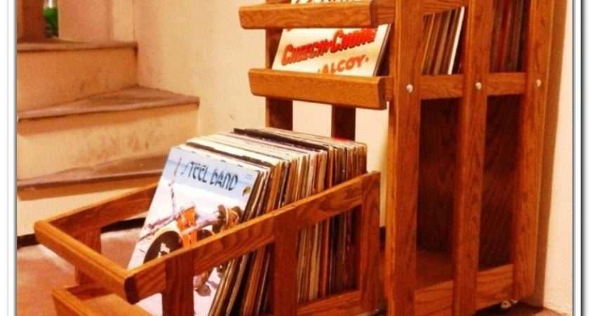 Record Storage Ideas Homesfeed