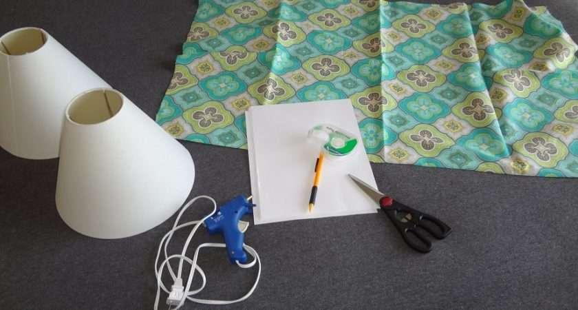 Recover Lamp Shades