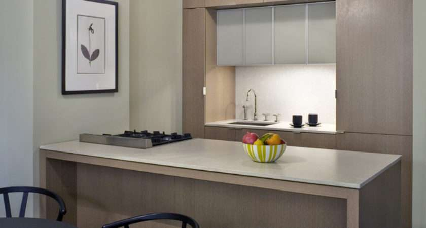 Rector Square Modern Kitchen New York Incorporated