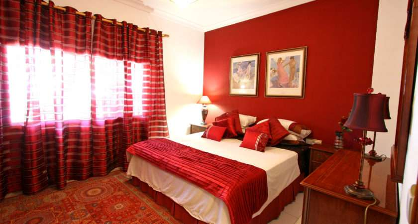 Red Bedroom Ideas Inspiration