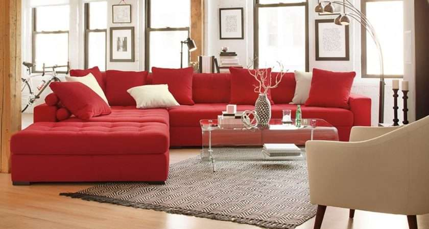 Red Grey Living Room Ideas Tips