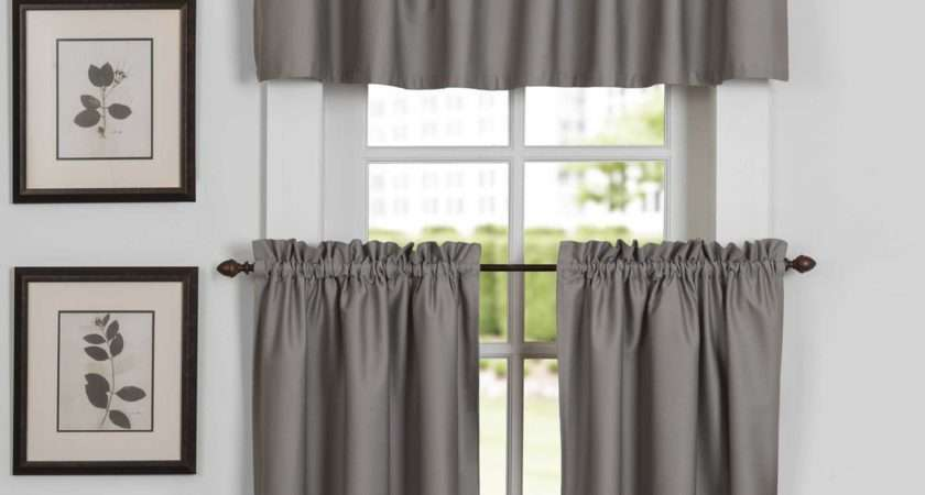 Red Kitchen Curtains Trends Attractive Bed Bath Beyond