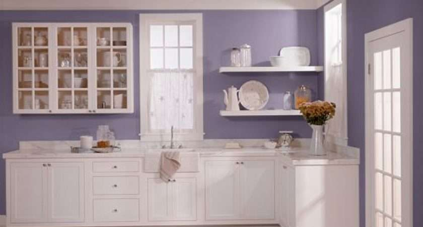 Red Plus Blue Equals Purple Kitchen Artful Kitchens