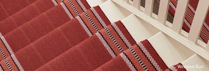 Red Runners Roger Oates Floors Fabrics Rugs