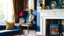 Red White Blue Interior Inspiration July