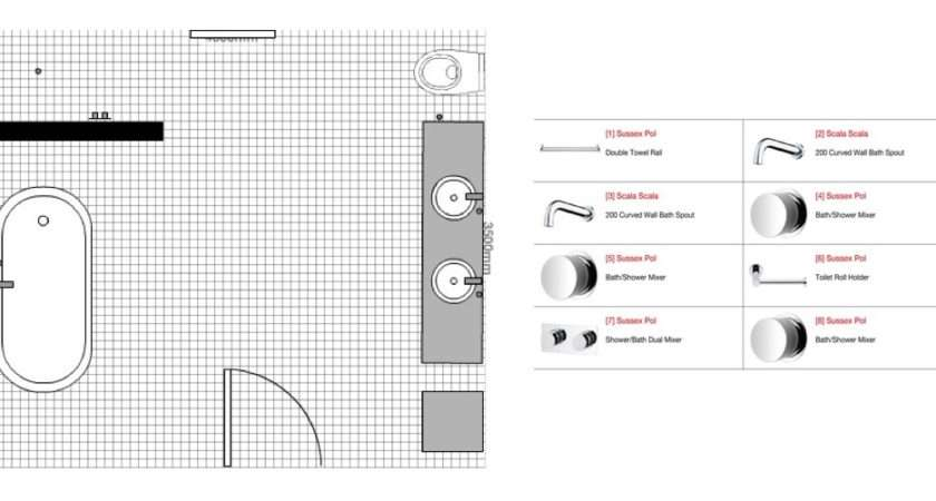 Reece Bathroom Planner Tool Allows Layout Your Room
