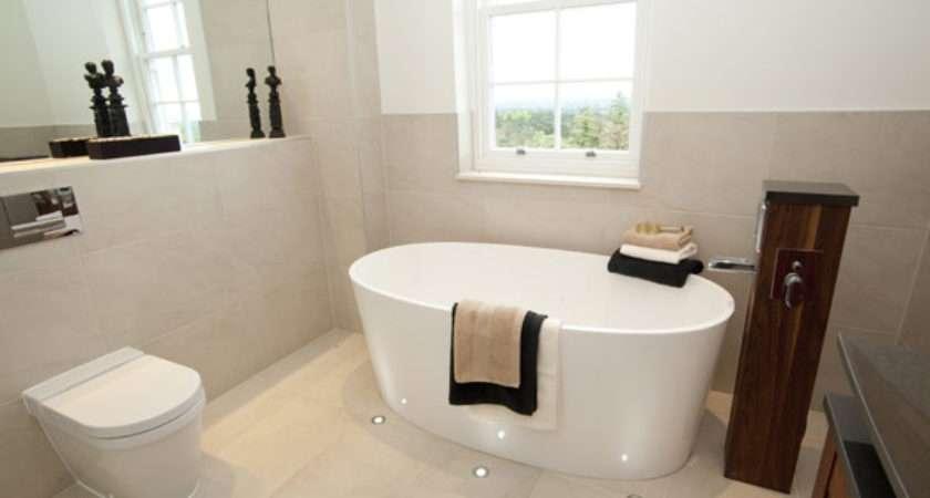 Refined Modern Bathroom Interiors Blanca Sanchez