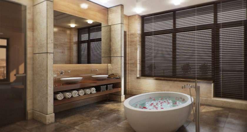 Refreshing Bathroom Designs Home Design Lover